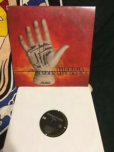 "The Murder City Devils - Thelema - 10"" Marble Peach Vinyl"