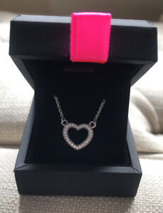 Theo Fennell 18ct White Gold And Diamonds Pave Heart Pendant In Excellent Cond