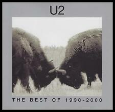 U2 - BEST OF 1990-2000 CD ~ 90's POP ROCK ~ BONO~THE EDGE ~ BEAUTIFUL DAY *NEW*