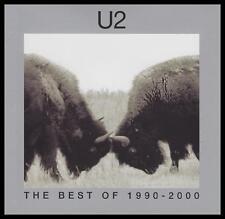 U2 - BEST OF 1990-2000 CD ~ 90's POP ROCK ~ BONO~THE EDGE ~ BEAUTIFUL DAY *NEW*