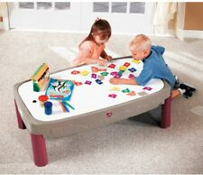 Kids Play Table Train Track Set Toddler Step 2 Activity Storage 3 to 4 Years