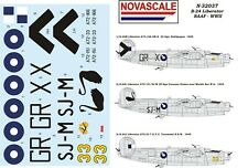 RAAF B-24 Liberator Decals 1/32 Scale N32037