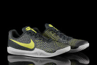 Nike Kobe Mamba Instinct Sneakers New, Dust Grey / Lime Snakeskin 852473-003