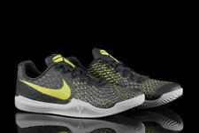 Nike Kobe Mamba Instinct Sneakers New, Dust Grey / Lime Snakeskin 852473-003