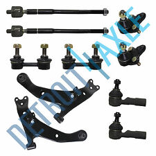 Brand New 10pc Front Suspension Kit for Prizm & Corolla - HYDRAULIC RACK ONLY