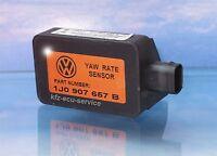 ESP Drehratensensor Sensor 1J0907657B 1J1907637B G202 VW Golf 4 Audi A2 A3 TT