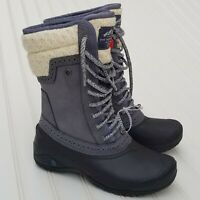 North Face Womens Shellista II Mid boots Waterproof Insulated shoes size US 6