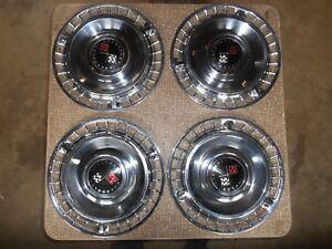 1961 Chevrolet Impala hub caps