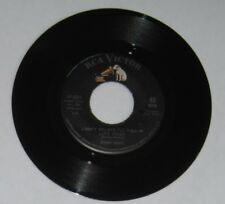 """Bobby Bare - 45 - """"I Don't Believe I'll Fall In Love Today"""" - VG"""