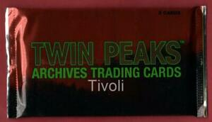 2019 Rittenhouse Twin Peaks Archives Scratch-n-Sniff HOT PACK