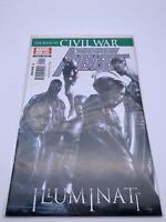 Comic💎Civil War: New Avengers: Illuminati💎2006💎#1🌟Marvel: Mar 29, 2006🌟