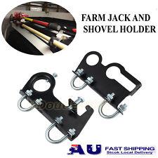 high lift jack and shovel holder universal fit 4x4 4wd farm jack mount/holder AU