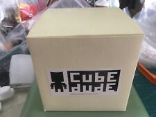 Lego toy fair 2010 cube dude autograph 29/150 ltd rare sdcc nycc