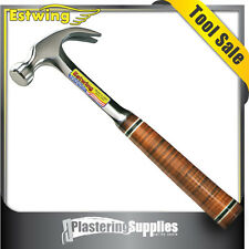 Estwing 24oz Claw Hammer with Leather Grip E24C