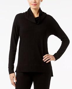 Alfani Women's Black Pajama Top Size XL