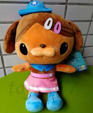 Octonauts Cartoon Dashi 10 inches Plush soft Toy Movie Character Stuffed Animal