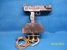 Used Untested SNK Arcade Game Gun Fixed Mounted Gun Mechanized Attack