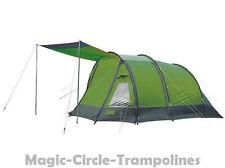 Bo-Camp Familienzelt Tunnelzelt 4 Personen Zelt Gruppenzelt 4P 4471583 Outdoor
