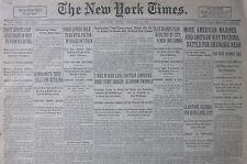 2-1927 February 4 MARINES CHINA SHANGHAI RADIO BILL REMBRANDT TITUS GLADSTONE
