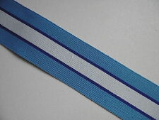 United Nations Medal 1951 UNFICYP Cyprus 1964 Onwards Ribbon Full Size 32cm long