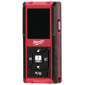 Milwaukee 48-22-9802 150-Foot Heavy Duty Measuring Laser Distance Range Meter