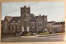 First Presbyterian Church Ocean City, NJ Postcard