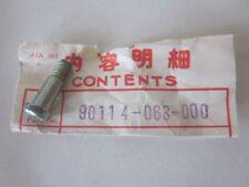 Honda PC 50 SECHSKANTSCHRAUBE 90114-063-000 /