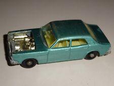 Matchbox Lesney Ford Zodiac MK IV No. 53 car Made in England