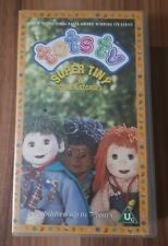Tots Tv Super Tiny & Other Stories VHS Video