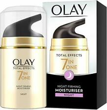 OLAY TOTAL EFFECTS 7 IN ONE NIGHT FIRMING MOISTURISER