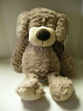 "Puppy/Dog,  Stuffed Brown By Petting Zoo, 12"", Super Soft. Brand New"