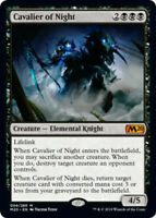 MtG x1 Cavalier of Night Core Set 2020 M20 - Magic the Gathering Card