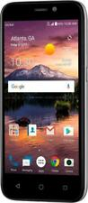 Cricket Wireless - ZTE Prelude+ 4G LTE with 8GB Memory Prepaid Cell Phone - B...