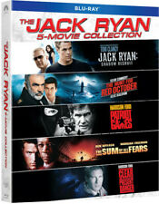 The Jack Ryan 5-Movie Collection [New Blu-ray] Boxed Set, Dolby, Dubbe