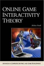 Online Game Interactivity Theory (Charles River Media Game Development)