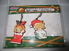 Kagamine Rin and Len Keychain Strap Ver.A Vocaloid Good Smile Company