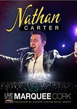 NATHAN CARTER - LIVE AT THE MARQUEE CORK: DVD (2015)