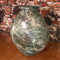 Vaso Vintage in vetro anni 80