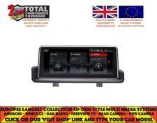 10.25 GPS DAB ANDROID 9.0 PX6 CARPLAY BMW 3 SERIE E90 E91 E92 06-12 BX8015 LHD