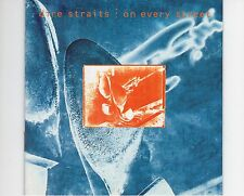 CD DIRE STRAITS	on every street	HOLLAND 1991 EX (B0016)