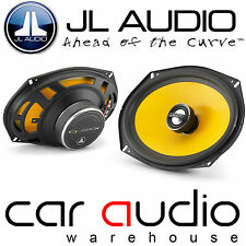 "JL Audio C1-690X 6x9"" Inch 450 Watts a Pair 2 Way Rear Parcel Shelf Car Speakers"