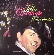 Frank Sinatra A Jolly Christmas From Frank Sinatra 2017 Pressing 180 G VInyl Lp