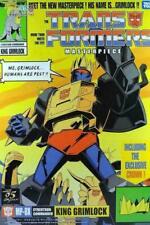 MP-8X King Grimlock Cybertron Commander Transformers Masterpiece KO Figure Model