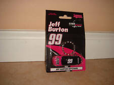 NEW NASCAR Racing Jeff Burton 99 Key Chain Keychain Car