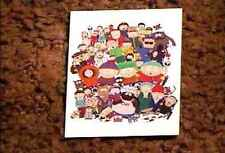 SOUTH PARK PROMO CARD #2  COMIC IMAGES 1998  VF/NM