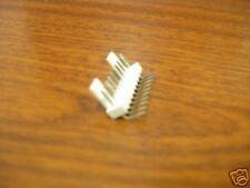 2205-7108 (x2) Molex 10 façon pin header / f-lock