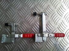 ETTC101E lang / Waagrechtspanner Schnellspanner horizontal  Haltekraft 180 kg