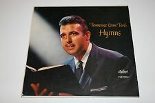 """Tennessee Ernie Ford """"Hymns"""" LP Capitol Records T-756 VG/VG"""