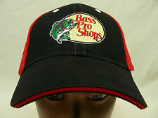 MARTIN TRUEX JR. - BASS PRO SHOPS - NASCAR - S/M SIZE PRO FIT FLEX BALL CAP HAT!