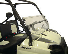 POLARIS RANGER HALF FOLDING LEXAN WINDSHIELD XP LE EPS CREW HD DIESEL 800